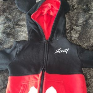 Kids Mickey Sweater - Sz XXS